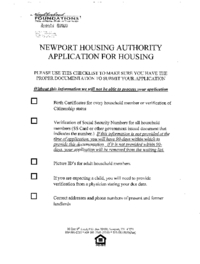Newport KY Housing Authority